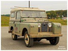 1966 Land Rover by TheMan268