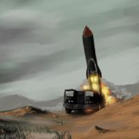 Scud Launcher by Zathlord