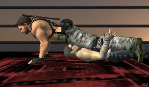 Johnny Cage get Humiliated 02 by MMPW