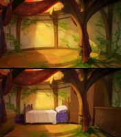 Princese's Cave by TW221