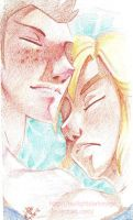 Pipit and Link by Kim-SukLey