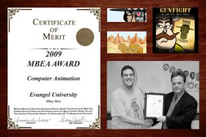 2009 MBEA Award - CG Animation by Stitchfan