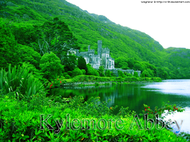 Kylemore Abbey 2 by C-91