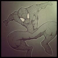 The Amazing Spiderman by kevinbriones