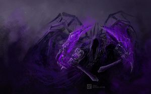 Darksiders 2 fanArt - The Kinslayer by novaillusion