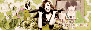 123055-PSD COVER Happy Birthday Tiffany By Kabaybe by Kabaybe