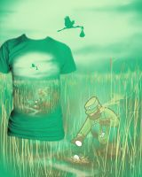 Quid Pro Quo - Threadless by TheMuteRobot