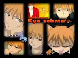 Kyo sohma by monsseratt