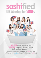 Soshified UK Meet Up by soshified