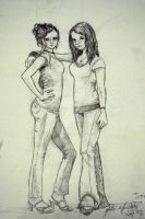Sisters by Dhria