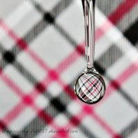 Pink Plaid II by musicismylife10027