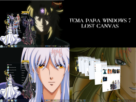 TEMA PARA WIN7 lost canvas by army13581
