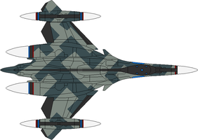 G.O.D. Fighter Mk II by IgorKutuzov