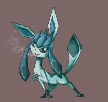 Glaceon by juanrock