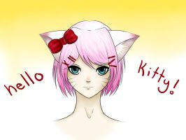 Hello Kitty~ by EmaLinde