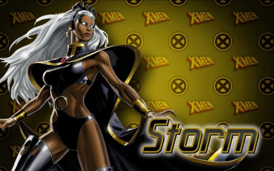 STORM! by Superman8193