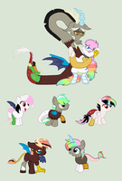 CLOSED - DiscordChalk Point Adopts by Arxielle
