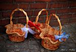 Three Lil Baskets by DeviantDrax