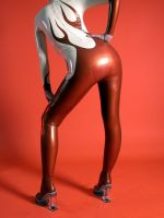 An Orangy Sky 03 by LatexImage