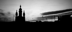 The silhouette is that beauty by Ania-Riz