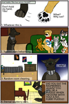 Downsides of being Tib's Roommate by HMS-ArtHound