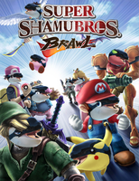 Super Shamu Bros by Segab