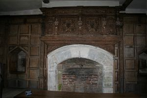 Stokesay Castle Interior 16 by OghamMoon