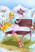 Winx club rus magazine 14 issue by fantazyme