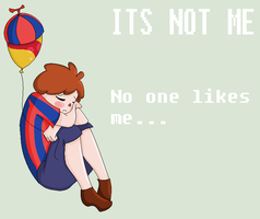 It's Not Me by PikachuIsActing