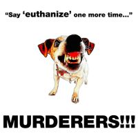 Euthanasia is murder by BlizzardHaze