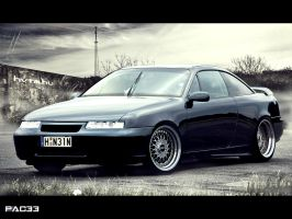 Opel Calibra by pacee
