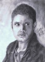 Dean Winchester by evelinappm