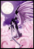 :: Angel of Darkness :: by Youkai-no-Rei