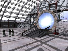 StarGate SG1 by Archangel0777