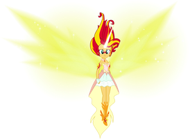 Phoenix Shimmer by AlicornOverlord