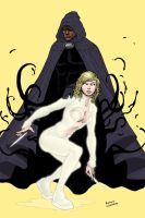 Cloak and Dagger by RamonVillalobos