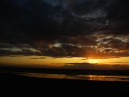 Beach Sunset 13 -- Sept 2009 by pricecw-stock