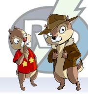 No case too small by KidGalactus