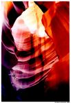 Antelope Canyon Series One.7 by veganeater