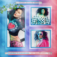 +Photopack png de Marina Diamandis. by MarEditions1
