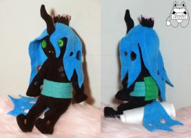 Chryssi Doll based on AskFlufflepuff's design by JanellesPlushies