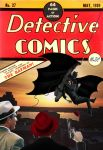 Detective Comics #27: The Caped Crusader by fmirza95
