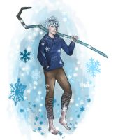 Jack Frost by Britaisybabe