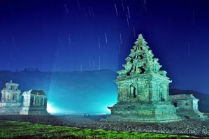Candi Arjuna by systemartic