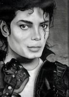 michael jackson by tomwright666