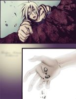your hand by Delila2110