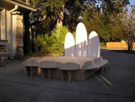surfer girl bed by MitchMitton