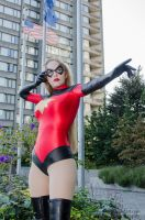 Ms. Marvel (B) - Precious Cosplay by DISC-Photography
