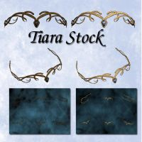 Tiara Stock 001 by Delekatala-stock
