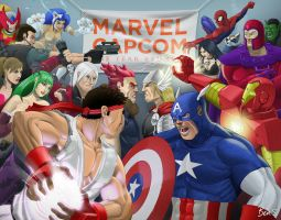 MVC3 One Year Reunion by benscott81